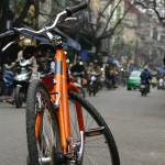 Du lịch hà nội bằng xe đạp