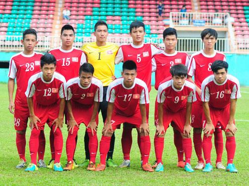 U19 Việt Nam và giấc mơ U20 thế giới