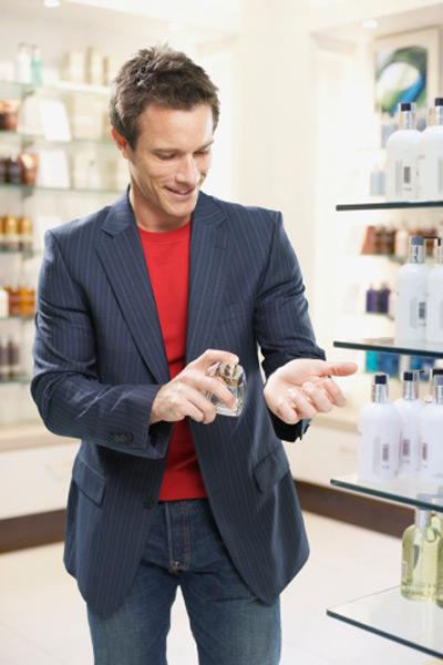 cách chọn nước hoa cho nam giới