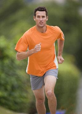 Chạy bộ giúp nam giới nâng cao sức khỏe