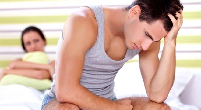 xuất tinh ngược gây hại tới sức khỏe