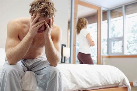 Biểu hiện của đàn ông mắc bệnh xuất tinh sớm