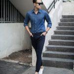 Gợi ý cách mặc đồ phù hợp với dáng người nam giới
