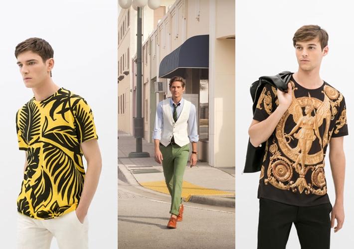 Màu sắc tươi sáng của trang phục giúp bạn trông bớt gầy hơn