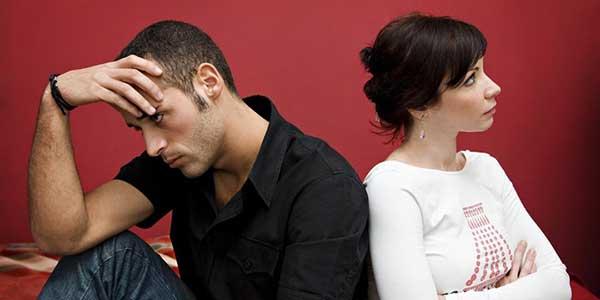 Lý do tan vỡ hôn nhân của các cặp vợ chồng