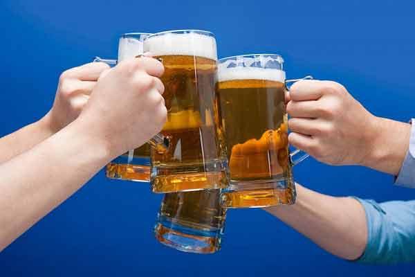 Bia rượu hại cho sức khỏe